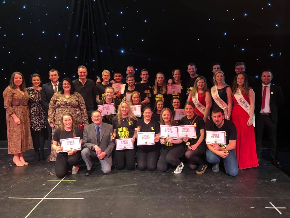Entertainments Competition 2021